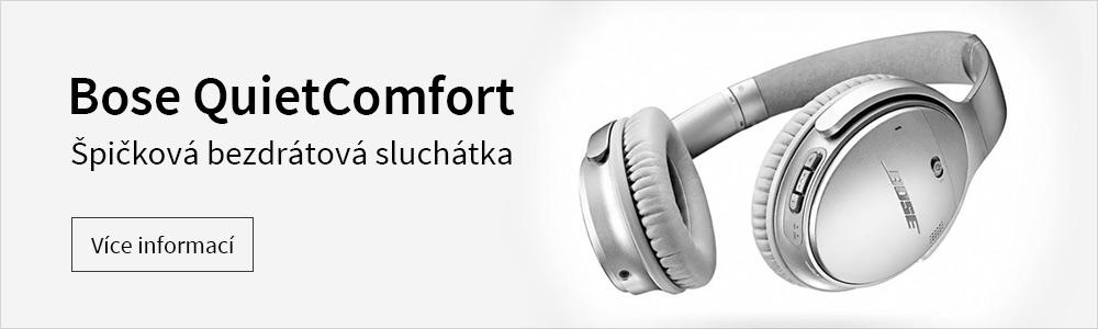 bose sluchátka quietcomfort
