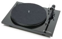 PRO-JECT ESSENTIAL II DIGITAL + OM5E black