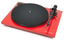 PRO-JECT ESSENTIAL II DIGITAL + OM5E red