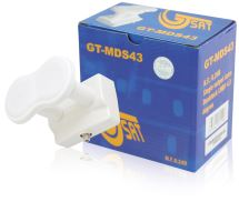 LNB Single Monoblock GT-MDS43 0,2dB